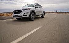 Обои автомобили Hyundai Tucson US-spec - 2018