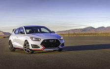 Обои автомобили Hyundai Veloster N US-spec - 2018