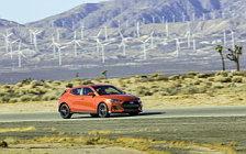 Обои автомобили Hyundai Veloster Turbo R-Spec US-spec - 2018