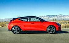 Обои автомобили Hyundai Veloster Turbo US-spec - 2018