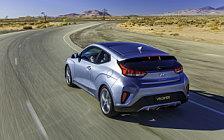 Обои автомобили Hyundai Veloster US-spec - 2018
