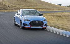 Обои автомобили Hyundai Veloster N US-spec - 2019