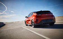 Обои автомобили Hyundai Veloster Turbo US-spec - 2019