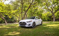 Обои автомобили Hyundai Veloster US-spec - 2019