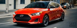 Hyundai Veloster Turbo US-spec - 2019