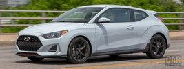 Hyundai Veloster Turbo R-Spec US-spec - 2019