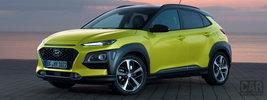 Hyundai Kona AWD - 2017