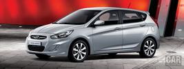 Hyundai Solaris Hatchback - 2011