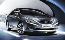 Cars wallpapers Hyundai Sonata - 2009