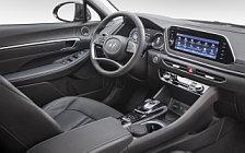 Обои автомобили Hyundai Sonata RU-spec - 2019