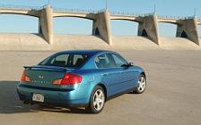 Cars wallpapers Infiniti G35 Sedan - 2003