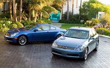 Cars wallpapers Infiniti G35 Sedan - 2005