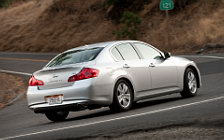 Cars wallpapers Infiniti G25 Sedan - 2011