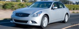 Infiniti G25 Sedan - 2011