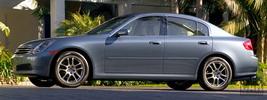 Infiniti G35 Sedan - 2005