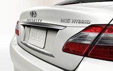 Обои автомобили Infiniti M35 Hybrid - 2012