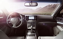 Cars wallpapers Infiniti Q40 - 2015