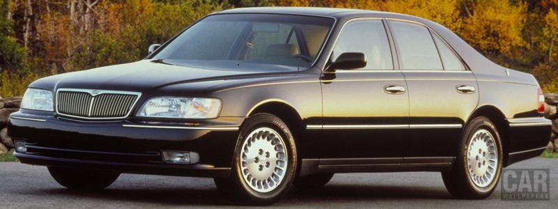 Обои автомобили Infiniti Q45 - 1997 - Car wallpapers