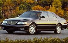 Обои автомобили Infiniti Q45 - 1997