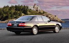 Обои автомобили Infiniti Q45 - 1998