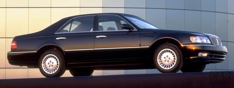 Обои автомобили Infiniti Q45 - 1999 - Car wallpapers