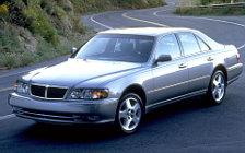 Обои автомобили Infiniti Q45 - 1999