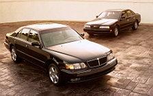 Обои автомобили Infiniti Q45 - 2000