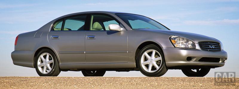 Обои автомобили Infiniti Q45 - 2002 - Car wallpapers