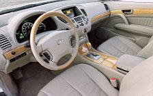 Обои автомобили Infiniti Q45 - 2002