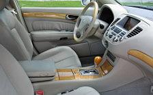 Обои автомобили Infiniti Q45 - 2003