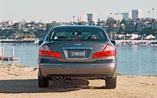 Обои автомобили Infiniti Q45 - 2005