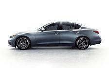 Cars wallpapers Infiniti Q50S Hybrid - 2015