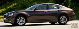 Infiniti Q70 Hybrid - 2014