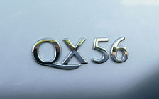 Обои автомобили Infiniti QX56 - 2004
