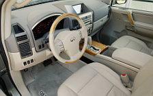 Обои автомобили Infiniti QX56 - 2006