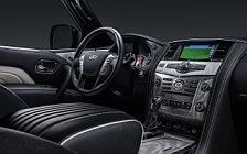 Обои автомобили Infiniti QX80 5.6 Limited - 2018