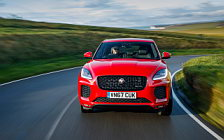 Обои автомобили Jaguar E-Pace R-Dynamic First Edition UK-spec - 2017