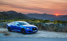 Обои автомобили Jaguar XJR575 LWB UK-spec - 2017