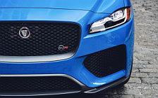Обои автомобили Jaguar F-Pace SVR US-spec - 2018