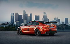 Обои автомобили Jaguar XE SV Project 8 US-spec - 2017