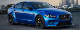 Jaguar XE SV Project 8 US-spec - 2017