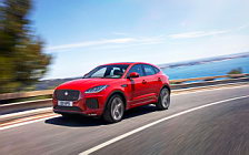 Обои автомобили Jaguar E-Pace R-Dynamic First Edition - 2017