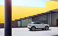 Обои автомобили Jaguar E-Pace - 2017