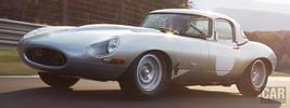 Jaguar Lightweight E-Type - 2014