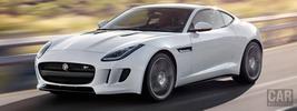 Jaguar F-Type R Coupe - 2014