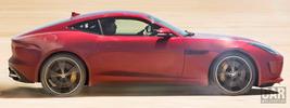 Jaguar F-Type R Coupe AWD - 2015