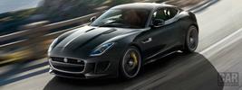 Jaguar F-Type R Coupe UK-spec - 2014