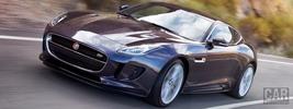 Jaguar F-Type S Coupe AWD - 2015