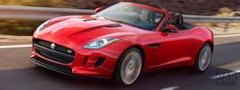 Jaguar F-Type S Manual - 2015