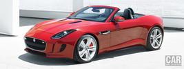 Jaguar F-Type V8 S - 2013